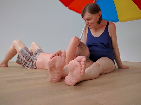 Artists — Ron Mueck — Images and clips — Hauser & Wirth