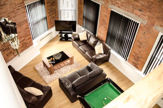 City Stop Manchester: Apartment