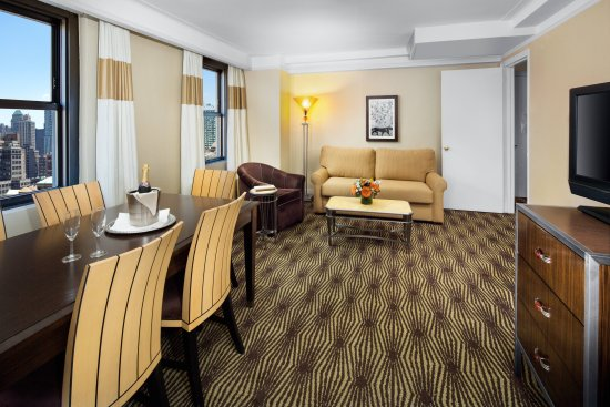 New Yorker Double Suite Picture Of The New Yorker A Wyndham Hotel New York City Tripadvisor