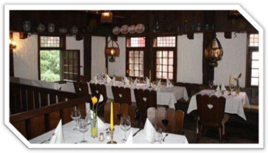 Suitbertus-Stuben: Restaurant