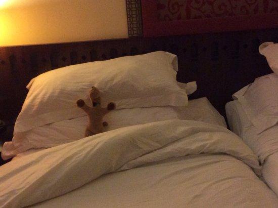 Foto de La Palmeraie Hotel