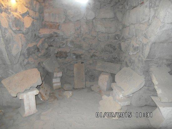 Azraq, Jordanien: Inside