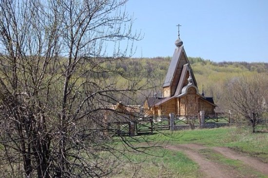 Заволжский Свято-Ильинский женский монастырь
