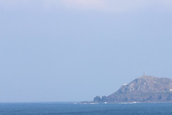 Cape Cornwall Golf & Leisure: Looking towards Cape Cornwall