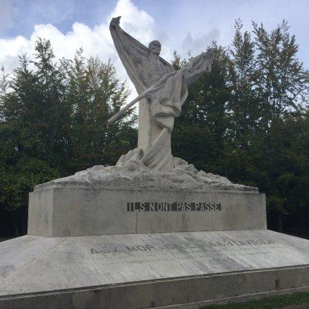 Mort-Homme memorial