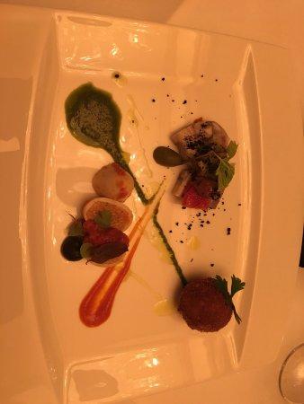 Chinzanso: Italian 5 star dinner in Japan
