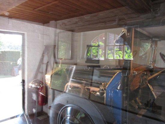 Burwash, UK: Rudyard Kipling's Rolls Royce