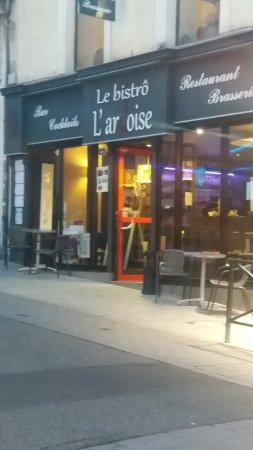 Cafe Le France Laval Ouvert Le
