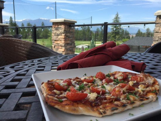 Invermere, Canadá: Charred Flatbread