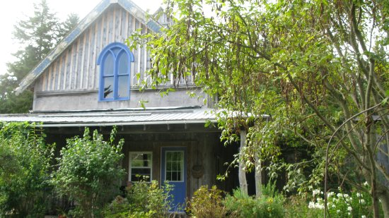 New Horton, Canadá: The B&B/gallery