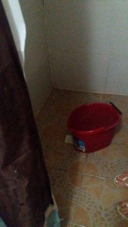 Mediterranean Dreams: Meu banho de balde