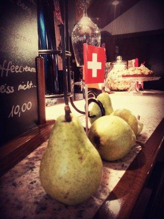 Saas-Grund, Suiza: Restaurant Bodmen