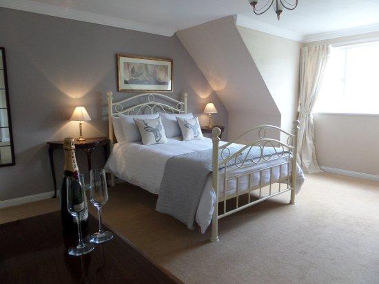 Loch Goil, UK: Superior double room .