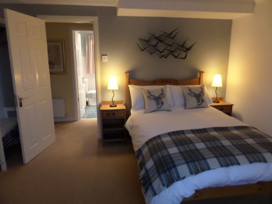 Loch Goil, UK: Double room with sea view