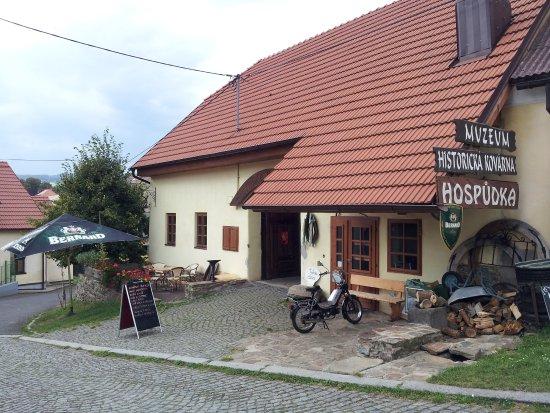 Klatovy, Tsjekkia: Eingang