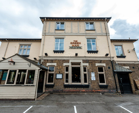The Green Man Hotel Wembley Reviews