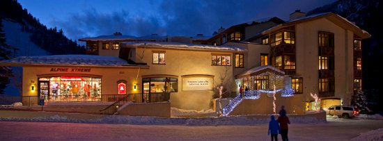 The Peak of Luxury in Taos Ski Valley
