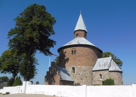 Soroe, Danimarka: Historic Round church