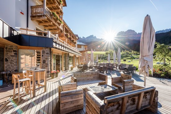 Cyprianerhof Dolomit Resort Spätsommer