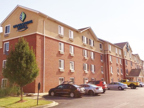 WoodSpring Suites St. Louis Arnold