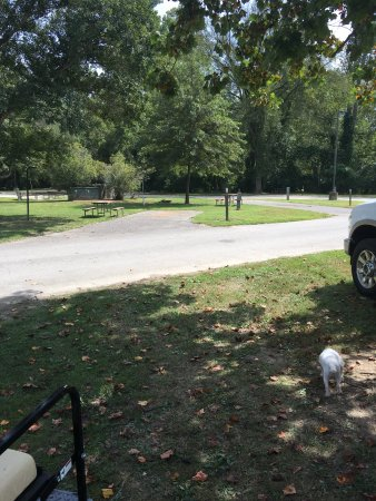 Fort Boonesborough State Park Updated 2018 Campground