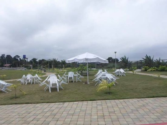 Ethnographique Museum of Porto Novo: Ville de porto_novo BENIN
