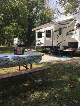 Richmond, KY: Fort Boonesborough State Park