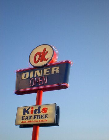 OK Diner, DerbyOK Diner