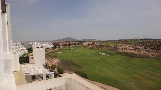 Region of Murcia, Spanyol: Vistas desde la terraza
