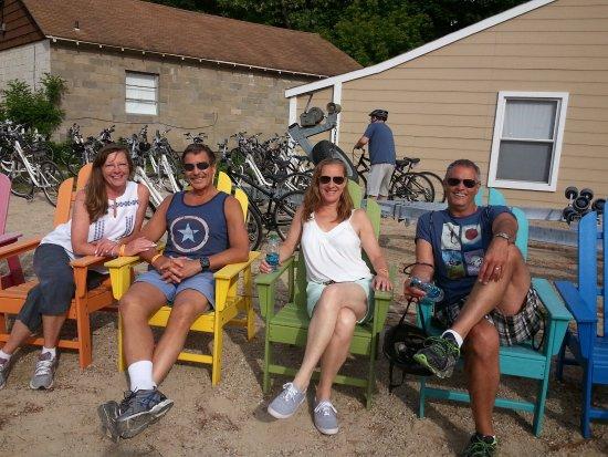 Mattituck, État de New York : My crew