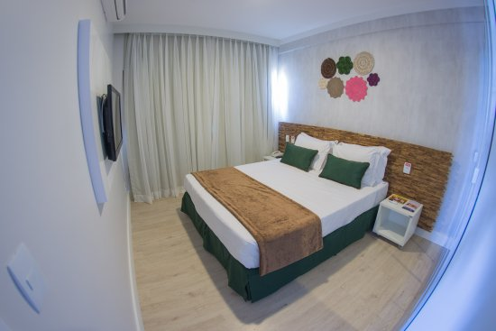 Suites Beach Park Resort: Suite Junior Luxo