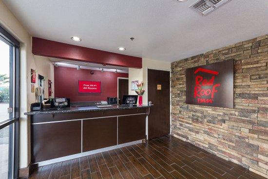 Red Roof Inn New Braunfels: Lobby