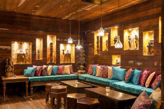 Austur-Indiafjelagid: The Moghul Lounge