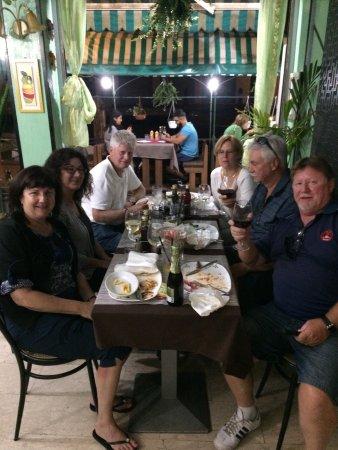 Ristorante Pizzeria Rio Novo: Cena tra amici!