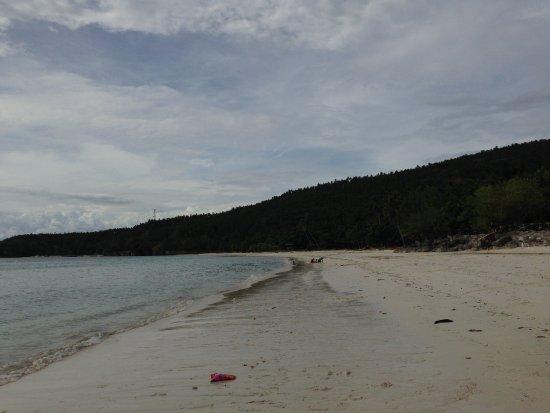 Gumasa Beach: afternoon in d beach