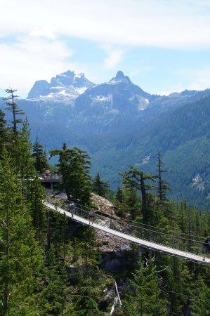 Squamish, Canadá: Bridge