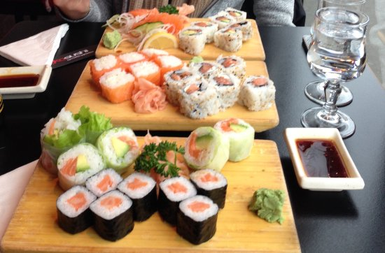 Ayko Sushi, Paris - Montparnasse - Restaurant Reviews, Phone ...