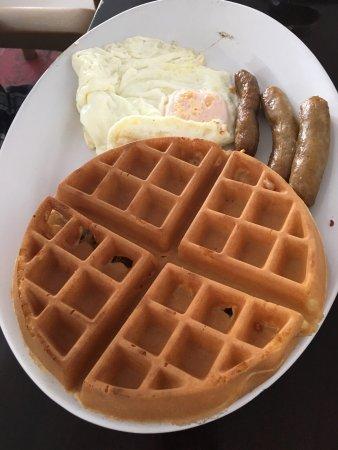 Mr. Cream Pancakes and Waffles: photo1.jpg