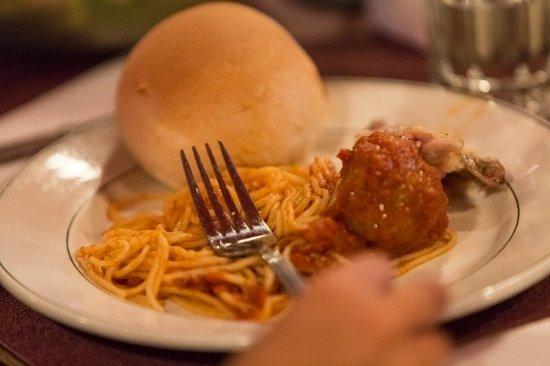 The Colander Restaurant: Ryan Flett / Lower Columbia