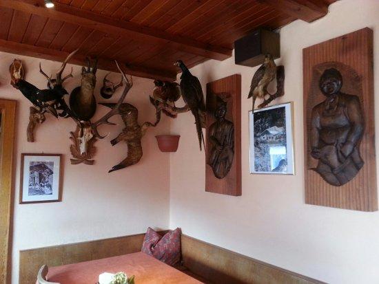 Nesselwaengle, Austria: Gasthof Adlerhorst