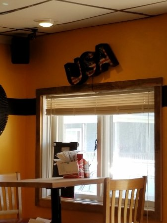 Algoma, Ουισκόνσιν: The best place for a great burger