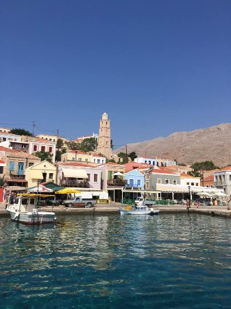 Butterfly Valley and Boat Cruise to the Island of Chalki