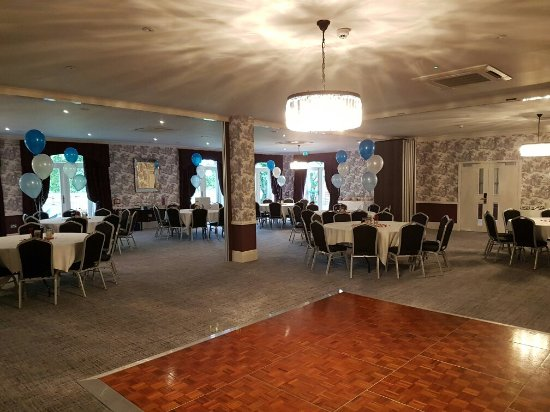 Small Function Rooms Milton Keynes
