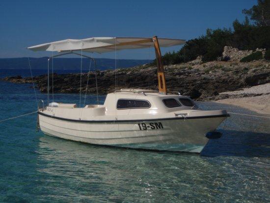 Sumartin, Croatia: Ven cabin