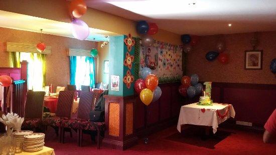 Athlone, Irlanda: Birthday party