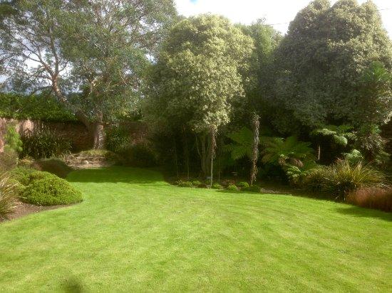 Cannington, UK: The Australian garden