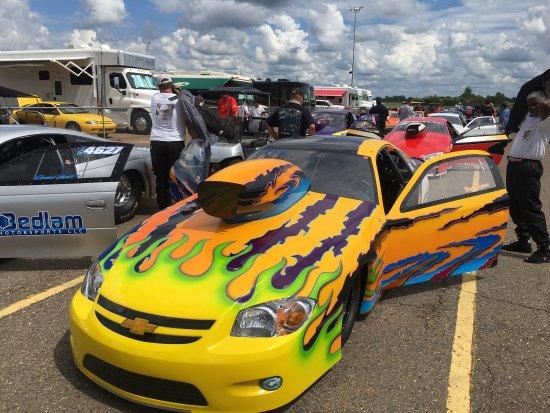 Thunder Road Raceway Park NHRA Divisional Race