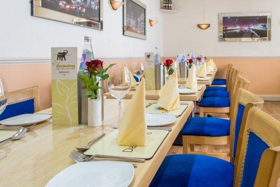 Dunkeld, UK: Dining Arrangements