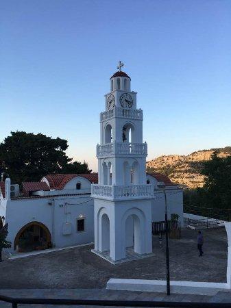 Kolimbia, Greece: Belina manastira