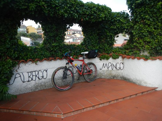 Francavilla sul Sinni, Italien: ingresso albergo